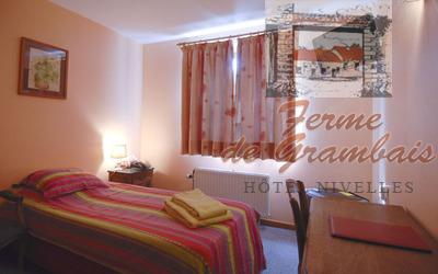 LE BOSCO SPRL - Chambre standard 1 lit
