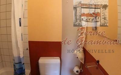 LE BOSCO SPRL - Chambre standard 1 lit double